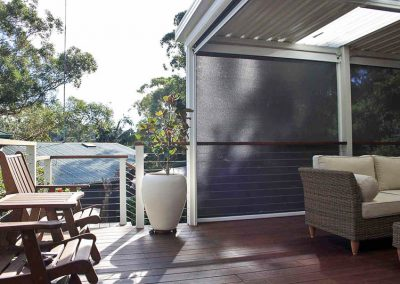 track-guided-blinds-and-retractable-patio-on-deck-in-sydney