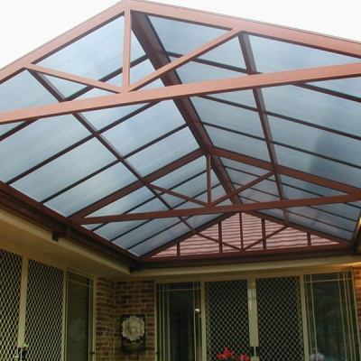 Carbolite Gable Roof Awning