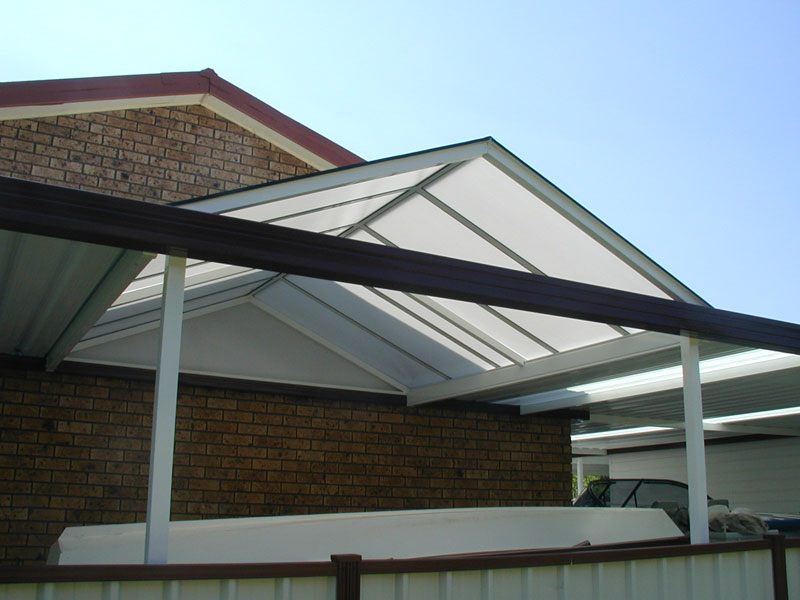 Gable Roof Awnings Blind Elegance Outdoor Blinds