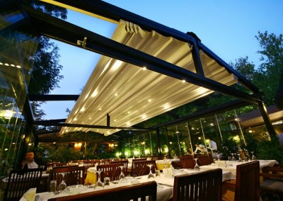 Retractable Roofing For Event Venues