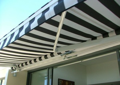 Folding Arm Awning Beachside Home