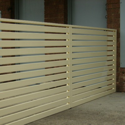 Aluminium Privacy Screens