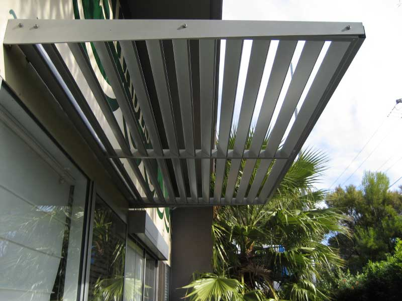 Awnings And Shutters