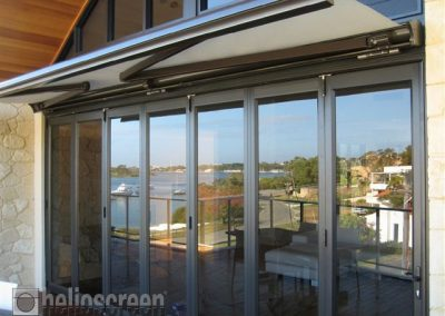 Retractable Awning HelioShade